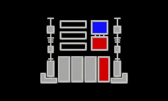 NEW 2014 Galactic Villain Chest Plate Machine by PrevailDesigns, $3.00