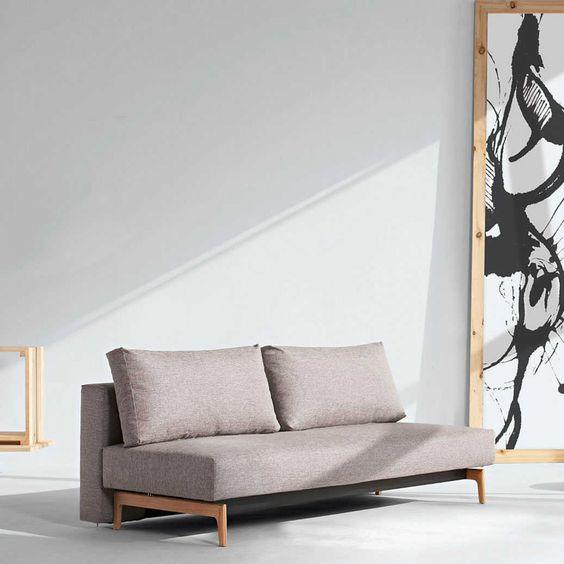 Schlafsofa-Trym-grau schlafzimmer \/\/ bedrooms Pinterest - neue schlafzimmer look flou