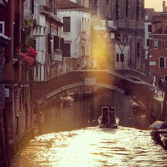 I miss Venezia