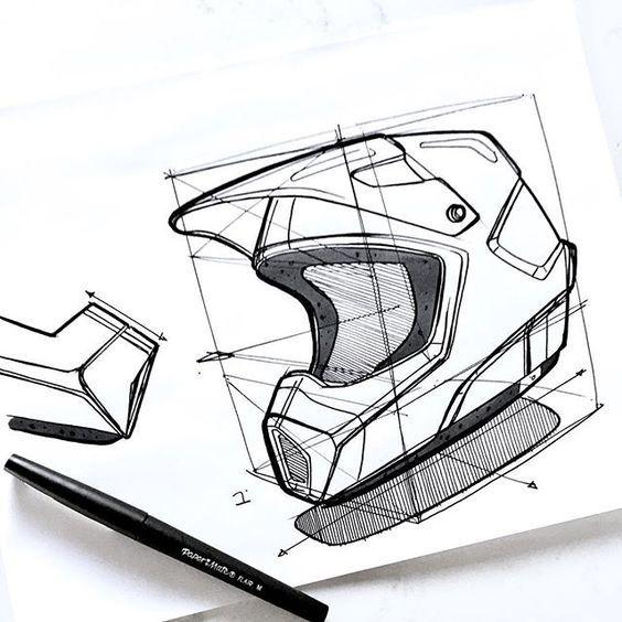 Draw A Helmet Disenos De Dibujo Diseno De Casco Disenos De Unas