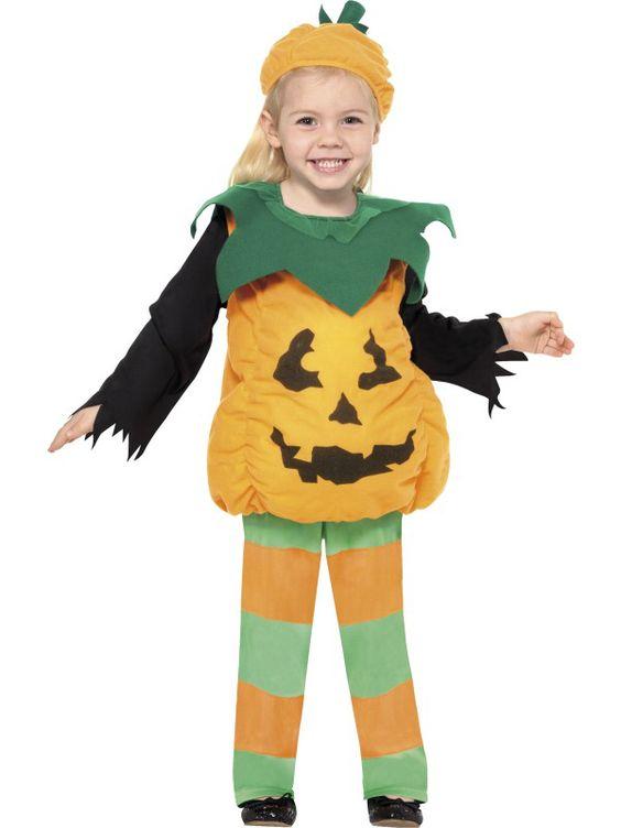 Halloween pumpkin costumes
