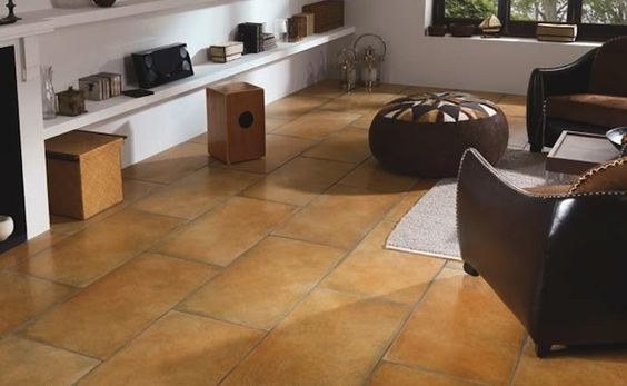 how to clean saltillo tile stains