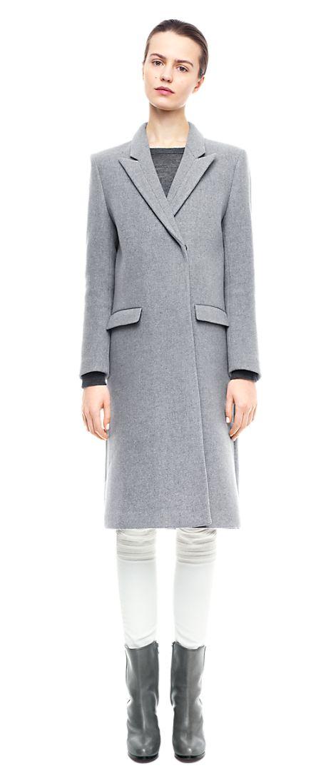 Dean Coat - Outerwear - Shop Woman - Filippa K