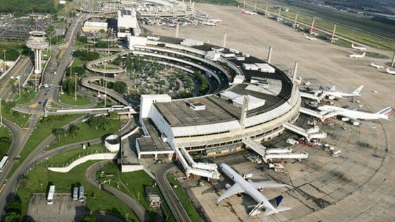 Aeroporto Internacional do Rio de Janeiro / Galeão (GIG) em Rio de Janeiro, RJ