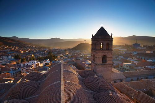 Lugares turísticos de Bolivia