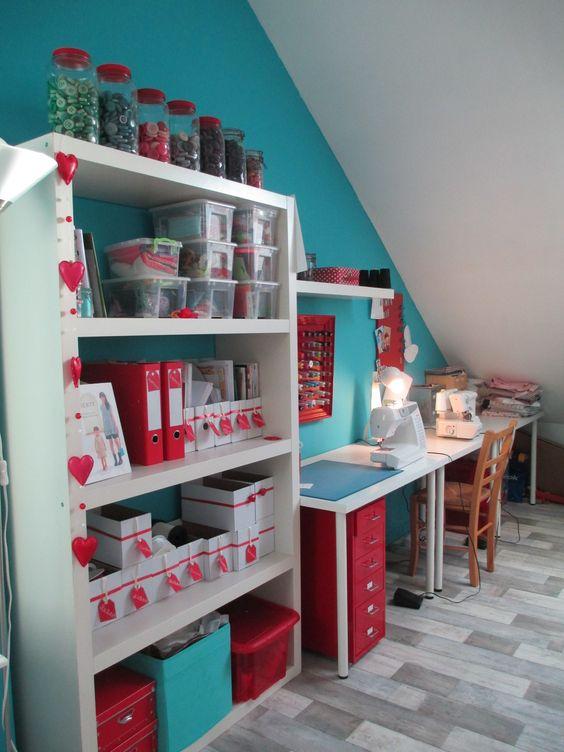mon atelier couture!!