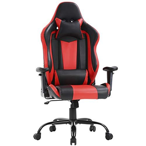 Luxury Office Chair Executive Computer Mesh Fabric Adjustable Gaming Swivel Seat