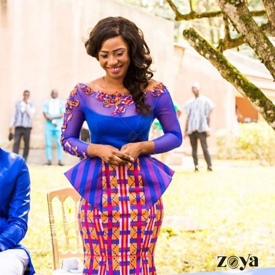 Catch Up With The Trend With These Ankara Styles - Wedding Digest Naija: