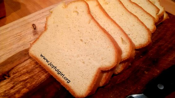 AT LAST! A decent, almost normal, practically carb free bread! Perfect Primo Bread