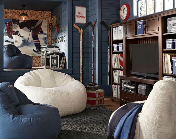 Lounge Room Decorating Ideas   Hobbies   PBteen
