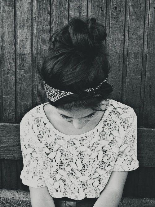 Girl #vintage