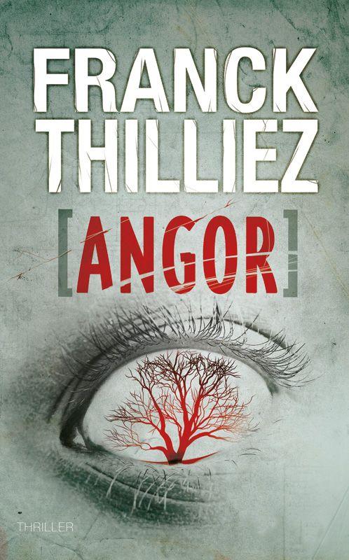 Angor Franck Thilliez 624 pages Couverture souple #Livre #Roman