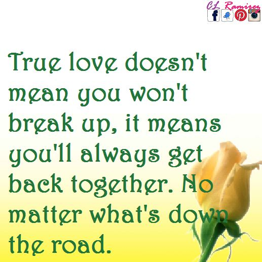 Teen Breakup Quotes Truelove # breakup #together # teen # quote #love ...