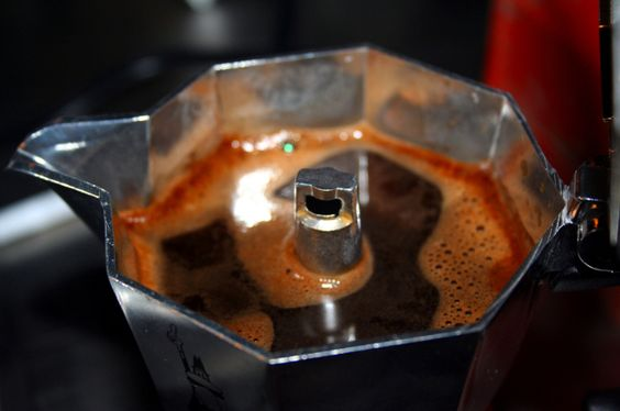 Moka pot guide with really helpful photos for making stove top espresso at home.  Check out the comments too!