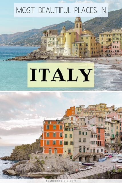 Beautiful Places In Italy How Many Have You Been To Places In