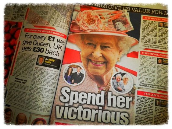 Spend her Victorious ~ royal finances #queen #monarchy #thesun ...