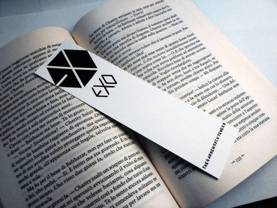 Kpop room decor and more handmade kpop bookmarks handmade bookmarks
