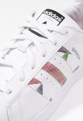 adidas originals superstar - trainers - white/core black