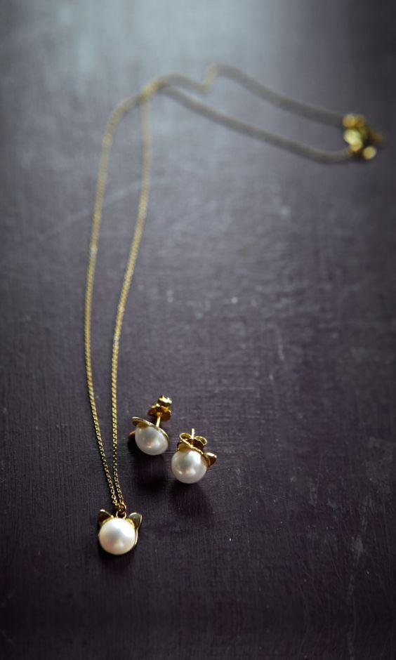 Cat Jewellery - Plümo Ltd