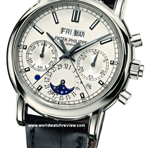 Patek Philippe Ref. 5205  Simply Beautiful