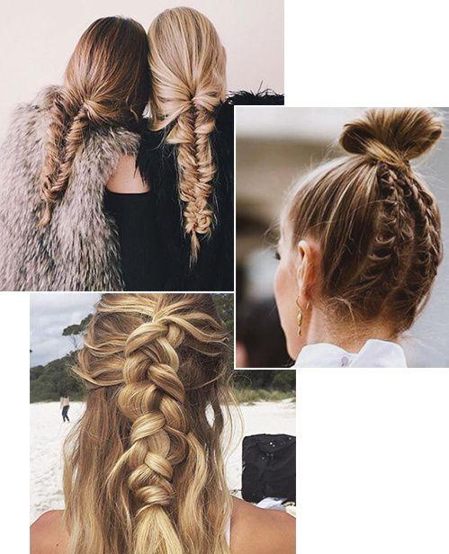 Le compte Instagram à suivre pour des idées coiffures cheveux tresses  DreamDry, l
