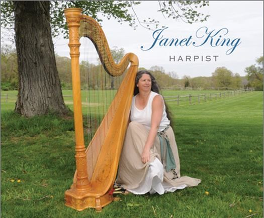 For Special Music At Your Wedding Ceremony Or Tail Hour Harpist Janet King Is Available Solo