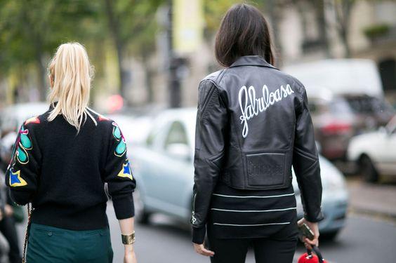La giacca di pelle statement -cosmopolitan.it