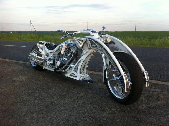 Hot Rod Bike | Essen Motors Show 2011: Speed-Bikes & Hot Rods! - Autoblog Deutschland