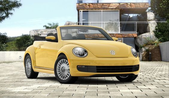 The coolest Beetle ever.
