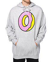 Odd Future Single Donut Hoodie