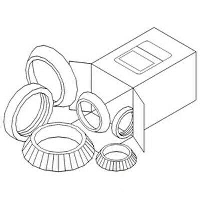 RE54816 Wheel Bearing Kit for John Deere 4520 4630 4755 4850 4955 5020 Tractor