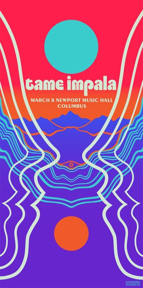 Tame Impala Columbus