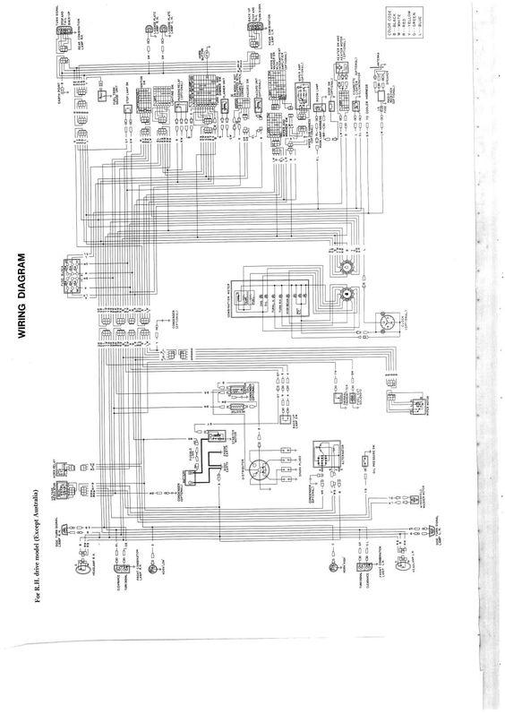 Wiring Diagram For Nissan 1400 Bakkie 6 Nissan Diagram Auto Repair