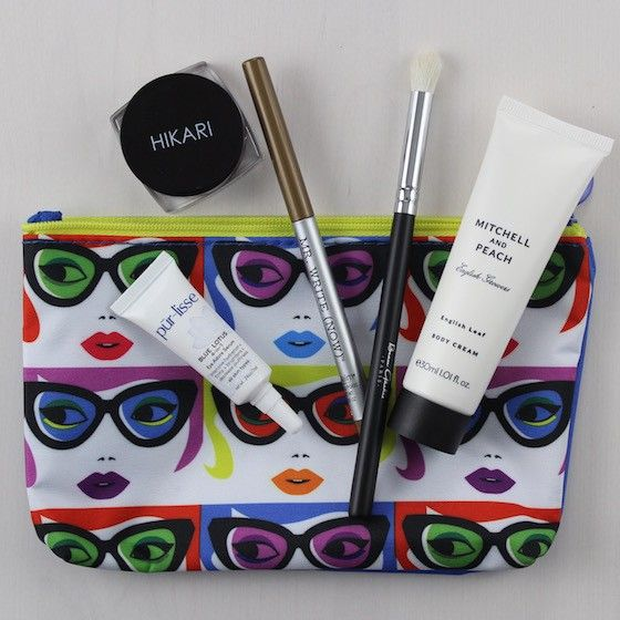 yves saint laurent handbag - Check out my review of the January 2016 Ipsy Glam Bag! (And look ...