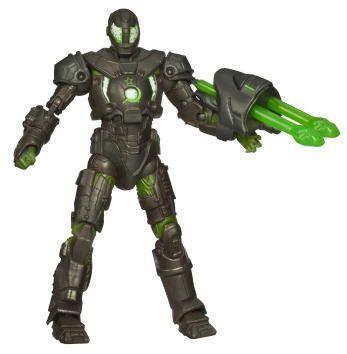 "Iron Man 6"" Figure Titanium Man (Video Game)"