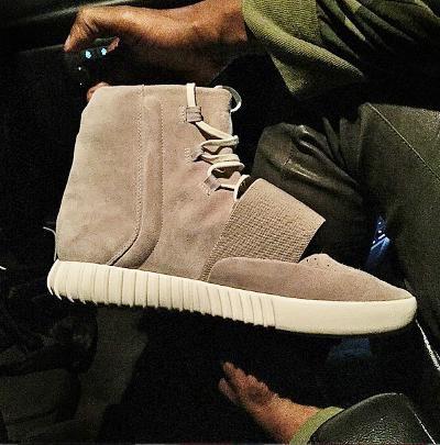 Kanye West x Adidas 2015