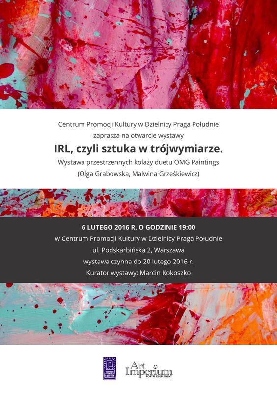 IRL, czyli sztuka w trójwymiarze.