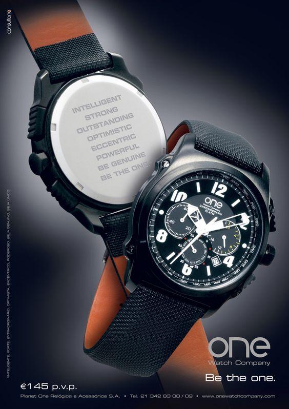 Portfólio - Relógios ONE by jorge , via Behance
