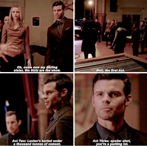 #TheOriginals #3x18