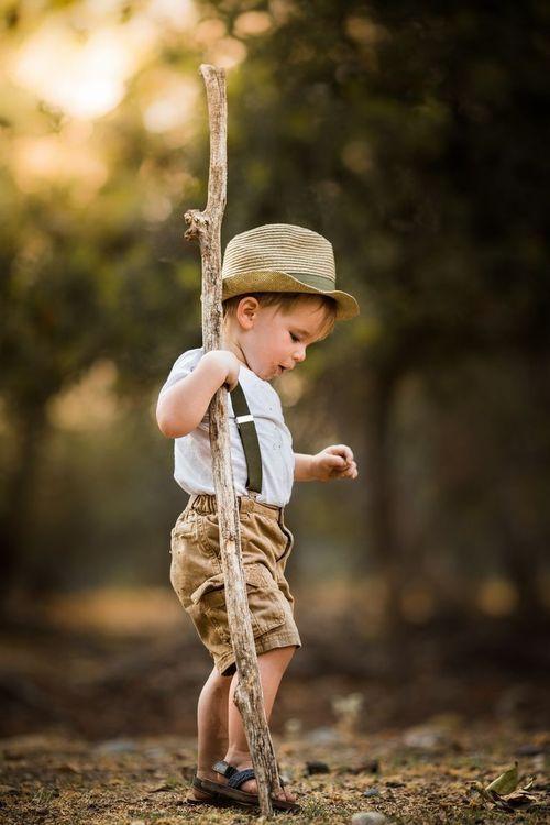Verwonderend Pin van ~*~JOSÉ TOP~*~ op Kinderen Nr 2 | Kinderen fotografie QI-86