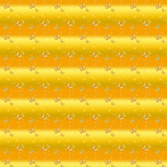 Yellow Stars and Butterflies Pattern PAT - http://www.dawnbrushes.com/yellow-stars-and-butterflies-pattern-pat/