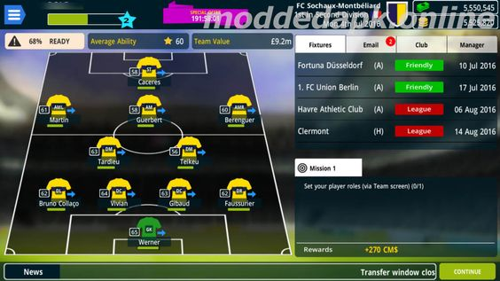 Championship Manager 17 coaching funds hack proof http://moddedapk.online/get-coaching-funds-and-cm-by-championship-manager-17-hack-mod-apk/