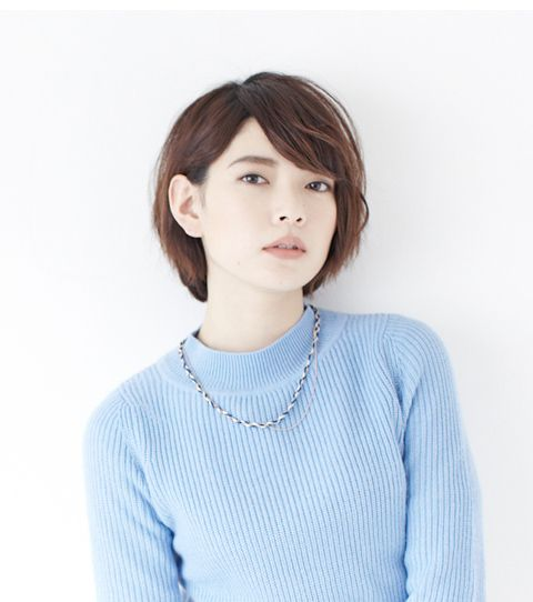 MODEL » maiko takahashi - CYAN