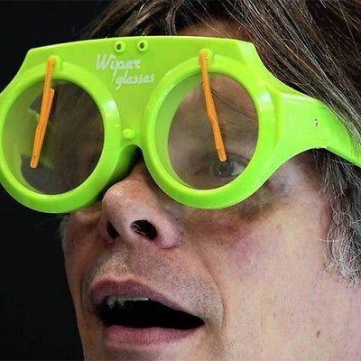 GAFAS CON PARABRISAS WIPER GLASSES
