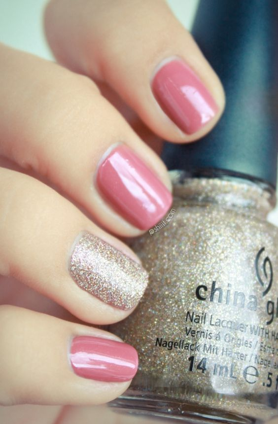 Essie all tied up + CG i'm not lion