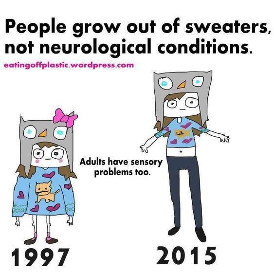 Autister om autisme