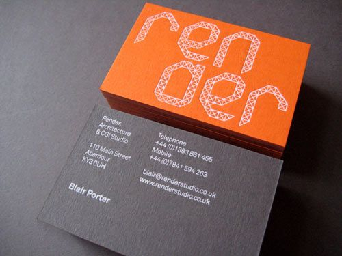 10 Creative Business Card Designs | Creative, Grey And Unique