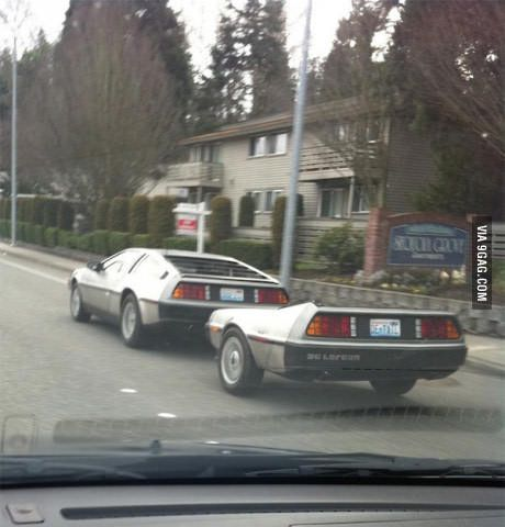 Have you seen the new Back To The Future Trailer?