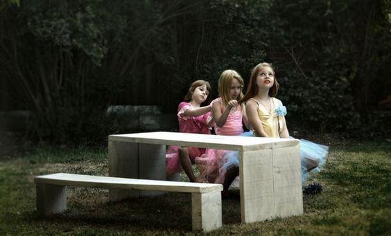 House of orange Lily Children's set mood