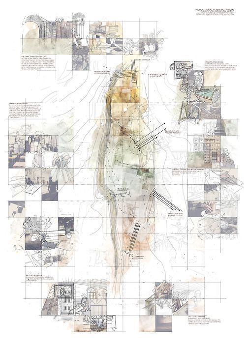 场地分析图常用技巧大列举 | Collection of Site Analysis and Diagrams-日新建筑